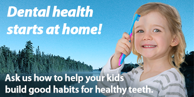 Looking for a family dentist in Thunder Bay? We focus on preventative dentistry and teaching kids good habits.